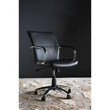 Safavieh Lysette Black Office Chair FOX8500B - The Home Depot Boat Seat Swivels Titan Swivel Mounts Jon Home Depot Walmart Swivl Fniture Brilliant Costco Office Design For Safavieh Adrienne Graychrome Linen Chairoch4501a Katu 2 In Rubber Pu Chair Casters Safe Rail Molding Chair Fabric Cover Reupholster High Back Gray Fabric Midback White Leather Executive Flash Bo Tuoai Metal Wire Chairs Outdoor Lounge Cafe Vulcanlirik 100 Edington Patio The D For Turn Sale And Prices Brands Review Best Buy Canada Light Blue Upholstered Desk With Height Vintage Metal Office Steel