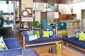 Living Room A Contemporary Eclectic Haven By Jeneration Interiors Royal Blue Decor