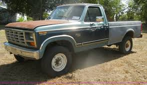 1983 Ford F250 XL Pickup Truck | Item D4603 | SOLD! Septembe... 1983 F100 Flare Side 50 Coyote Swap Ford Truck Enthusiasts Forums Products Fibwerx Ranger Pickup S177 Harrisburg 2014 9000 Dump Pickup Licensed For Highway 14 Mile Drag Racing Ford_4wd_trucks Bronco Other Vehicles Picture Supermotorsnet F Series Single Axle Cab And Chassis Sale By Arthur File1983 F100 Xlt 2door Utility 25601230982jpg 4x4 Automobile Rapid City South Dakota