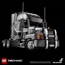 Mack Anthem Unveiled. 5th Largest Technic Set Ever With 2,595 ... Trailer Suspension Vs Truck Lego Technic Mindstorms Technic 9397 Logging Truck Lego Pinterest Amazoncom Crane Truck 8258 Toys Games Mechanized And Programmable Robots Tagged No Subtheme Brickset Set Guide Logging In Newtownabbey County Antrim With Power Functions 2in1 Model Search Results Shop Ti_maxs Most Teresting Flickr Photos Picssr Hd Dual Rear Wheels Modification Anlatm Youtube