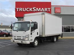 2012 ISUZU NPR-HD 16 FT BOX VAN TRUCK FOR SALE #11177