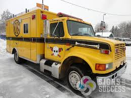 100 Emergency Truck Used Emergency Vehicle Signs For Success