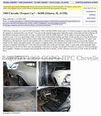 A Picture Review Of The Chevrolet From 1966-1973 Chicago Craigslist Illinois Used Cars Online Help For Trucks And Oklahoma City And Best Car 2017 1965 Jeep Wagoneer For Sale Sj Usa Classifieds Ebay Ads Hookup Craigslist Official Thread Page 16 Wrangler Tj Forum Los Angeles By Owner Tags Garage Door Outstanding Auction Pattern Classic Ideas Its The Wrong Time Of Year To Become A Leasing Agent Yochicago Il 1970 Volvo P1800e Coupe Lands On