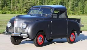 100 Crosley Truck 1947 Carporn