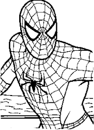Spiderman Coloring Pages O Got