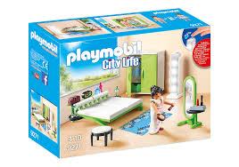 playmobil 9271 schlafzimmer city puppenhaus einrichtung led le möbel