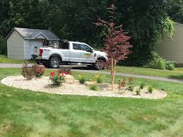 Flower Bed With Truck