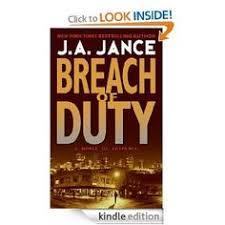 Amazon Breach Of Duty J P Beaumont Novels EBook A Jance