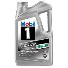 Oil Rain Lamp Motor by Mobil1 10w 30 Fully Synthetic Motor Oil 5 Plus Quarts Jug 122326