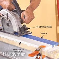 Kitchen Cabinet Filler Strips by How To Install Kitchen Cabinets Family Handyman