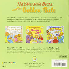 Berenstain Bears Christmas Tree Vhs by The Berenstain Bears And The Golden Rule Berenstain Bears Living