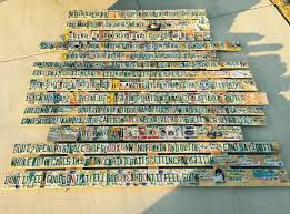 Kenny Chesney Old Blue Chair Tab by Flora Bama Kenny Chesney License Plates My Kenny Obsession
