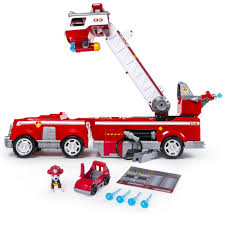 100 Fire Trucks Toys PAW Patrol Ultimate Rescue Truck With Extendable 2 Ft Tall Ladder For Ages 3 And Up Walmartcom