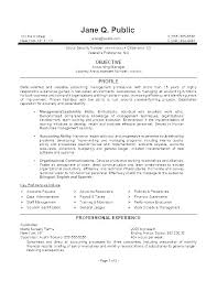 10 Medical Assistant Resume Objective Examples Example Of A Sample Resumes Skills Federal Res