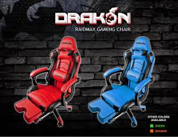 Raidmax Drakon Gaming Chairs Now Available In The ... Best Gaming Chairs Of 2019 For All Budgets 6 Gaming Chairs For The Serious Gamer Top 12 Sep Reviews Gameauthority Office Star High Back Progrid Freeflex Seat Chair Maker Secretlab Has Something Neue The Cheap Under 100 200 Budgetreport Max Chair 14 Gear Patrol Premium And Comfy Seats To Play Brands 7 Xbox One
