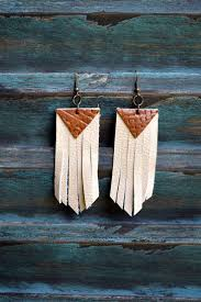 Best 25+ Leather Earrings Ideas On Pinterest | DIY Leather ... How To Make Pearl Bridal Necklace With Silk Thread Jhumkas Quiled Paper Jhumka Indian Earrings Diy 36 Fun Jewelry Ideas Projects For Teens To Make Pearls Designer Jewellery Simple Yet Elegant Saree Kuchu Design At Home How Designer Earrings Home Simple And Double Coloured 3 Step Jhumkas In A Very Easy Silk Earring Bridal Art Creativity 128 Jhumka Multi Coloured Pom Poms Earring Making Jewellery Owl Holder Diy Frame With