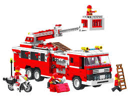 Amazon.com: Top Race® Fire Truck Vehicle Building Set (567 Pieces ... Bricktoyco Custom Classic Style Lego Fire Station Modularwith 3 Ideas Product Ideas Truck Tiller Lego City Pumper Truck Made From Chassis Of 60107 Light Sound Ladder Cute Wallpapers Amazoncom City 60002 Toys Games Juniors Emergency Walmartcom Fire Truck Youtube Big W City 4208