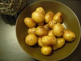 cuisiner des pommes de terre ratte papilles on pommes de terre rattes cuites dans leur beurre aux