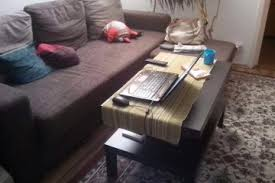 Stickman Death Living Room Hacked by Lack Arcade Coffee Table Ikea Hackers