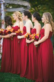 best 20 red bridesmaids ideas on pinterest red bridesmaid