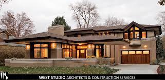 100 Modern Style Homes Design Prairie Architect WEST STUDIO Prairie