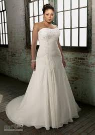 Fitted A Line Strapless Sweetheart Ruched Organza Lace Plus Size