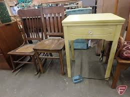 Lot: Vintage Painted Sewing Machine And Foot Pedal, Vintage Rocking ... Vintage Rocking Chair Cushions Pin Cushion Shannon Moore Miniature Fniture Tutorial Sdollhouse Us 019 17 Offdollhouse White Cabinetctbookcasedishesmicrowave Ovenrocking Chairsewingvenus Statuepianowall Rack Shelfin Fding The Value Of A Murphy Thriftyfun Used Chairs For Sale Chairish With Sewing Drawer Collectors Weekly Antique Mission Oak Arts Crafts W Cedar Storage Chest Shaker Essay Heilbrunn Timeline Art History The Recognizable American