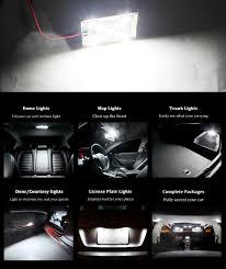 100 Led Interior Lights For Trucks Dropshipping For 1PCS Panel White 5630 9SMD LED Car RV Dome