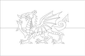 Australian Flag Picture Coloring Australia Sheet Page Wales Sheets