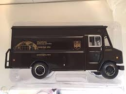 100 Ups Truck Toy UPS 1996 Grumman Olson By Corporate Express 1822365348