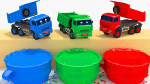 Learn COLORS FOR CHILDREN With Toys Dump Truck Cartoon For Kids ... Green Toys Cstruction Soperecofriendly Educational Toys For Drop Go Dump Truck Vtech Puzzle Made Safe In The Usa Walmartcom Are Redhot This Holiday Season Toy Scooper The Animal Kingdom Begagain John Deere Thrive Market Recycling Review Youtube Whole Earth Provision Co Pink Dumper Dotz