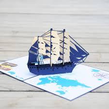 100 Design A Pirate Ship Ship Pop Up Card Pop Up Card Company Pop Up Card
