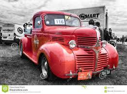 100 Antique Dodge Trucks Vintage Coca Cola Red Truck Editorial Stock Photo Image Of