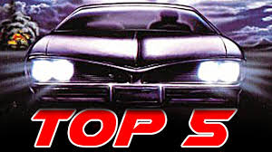 100 Trucks Stephen King TOP 5 CARS AND TRUCKS FROM HORROR MOVIES YouTube