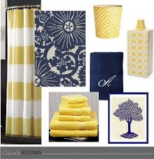 Yellow Grey Bathroom Ideas by Best 25 Blue Yellow Bathrooms Ideas On Pinterest Yellow Gray