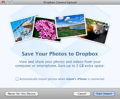 Get More Storage for Testing Dropbox Camera Uploads TidBITS