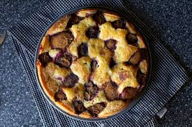 Famed Plum Torte Day Two
