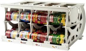 Amazon Shelf Reliance CanSolidator Pantry Food Rotation