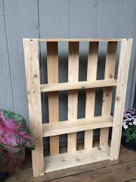 Diy Pallet Shelves How To Wood Wall Hanging