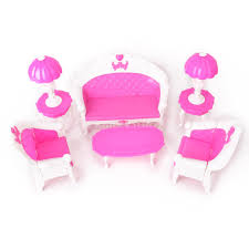Barbie Living Room Set by Barbie Doll Living Room Furniture Gift Set Doll Accessories Free
