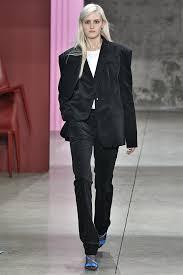 tibi oversized blazer nyfw fashion show