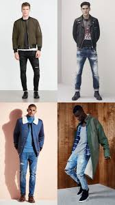 mens jeans trends and tendencies 2017