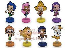 Bubble Guppies Cake Toppers by Bubble Guppies Cake Ebay