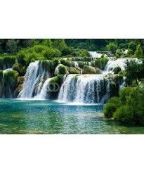 ccat82 waterfall landschaftsfotografie als leinwandbild
