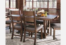 Perfect Design Zenfield Dining Room Table Cmpidcse By Ashley HomeStore Brown