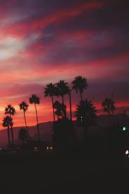 Sunset On California