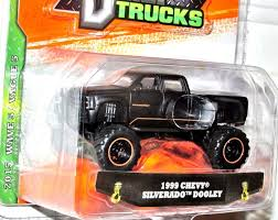 Jada 2015 JUST TRUCKS 1999 Chevrolet Silverado Dooley 1:64 Scale ...