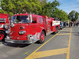 100 Old Fire Trucks Saanich On Twitter And New Fire Trucks To Be Seen In The