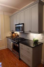 Kitchen Cabinets Painting Best Black Paint Color For Kitchen