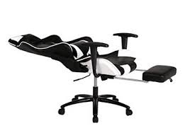 Reclining Gaming Chair With Footrest by Best Pc Gaming Chair With A Footrest Dec 2017 Ultimate Guide